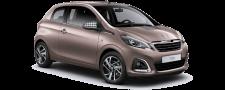 Peugeot 108 225x90 Populaire merken en modellen voor shortlease