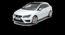 Seat Leon 225x122 Populaire merken en modellen voor shortlease