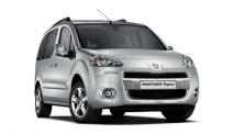 Peugeot Partner Tepee 213x122 Populaire merken en modellen voor shortlease
