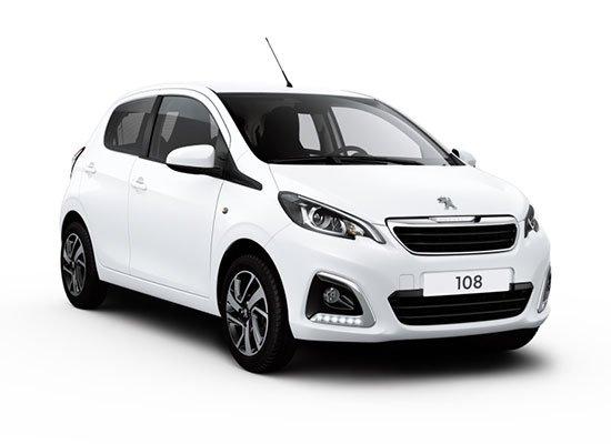 Peugeot 108 leasen Bronkhorst Lease