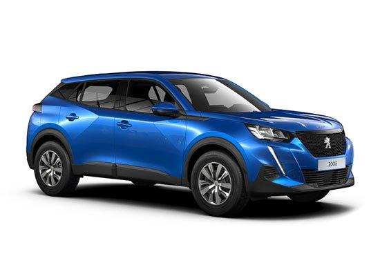 Peugeot 2008 leasen Bronkhorst Lease