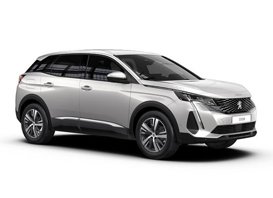 Peugeot 3008 leasen Bronkhorst Lease