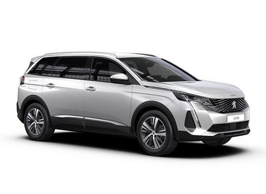 Peugeot 5008 leasen Bronkhorst Lease