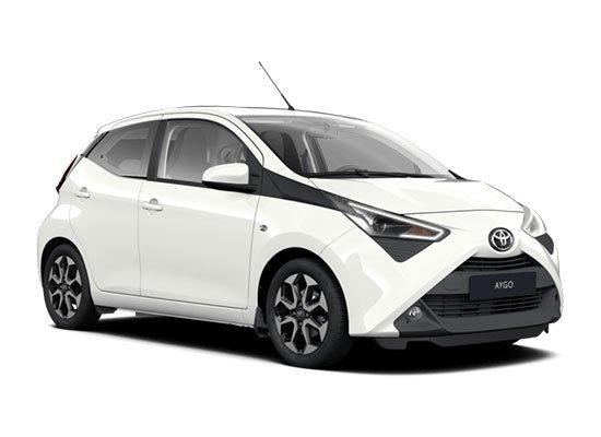 Toyota aygo leasen Bronkhorst Lease
